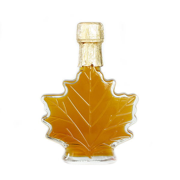 Schmuckers Organic Maple Syrup - Maple Leaf