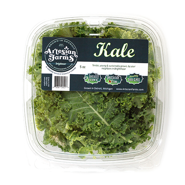 Artesian Farms Kale