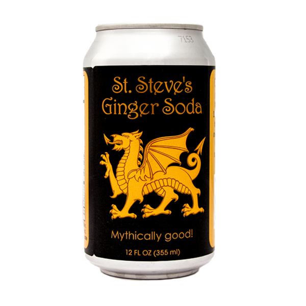 Mud Lake Farm - St. Steve's Ginger Soda