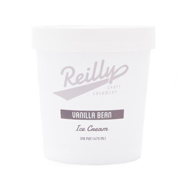 Reilly Craft Creamery Vanilla Bean