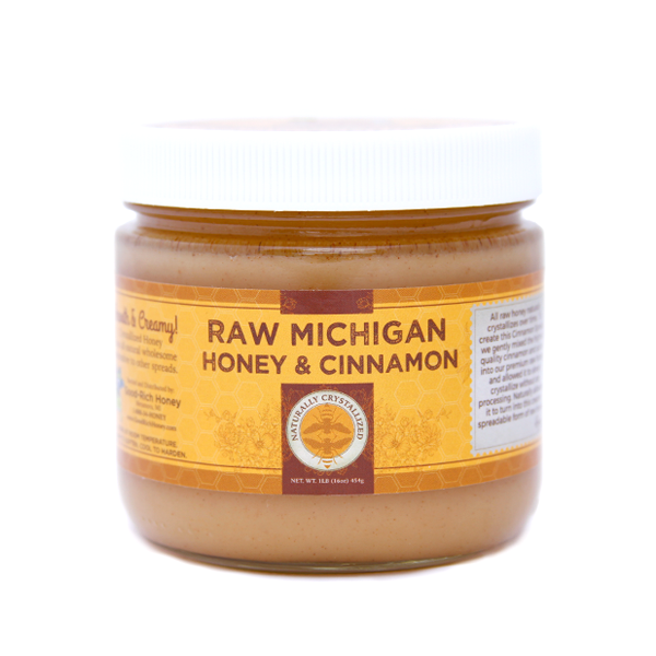Good-Rich Honey - Cinnamon Spread