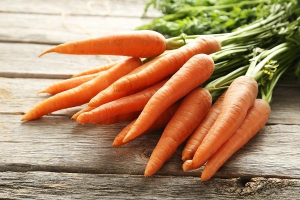 Carrots, Orange - Tantré Farm