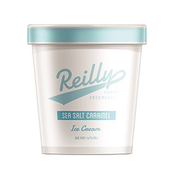 Reilly Craft Creamery Sea Salt Caramel
