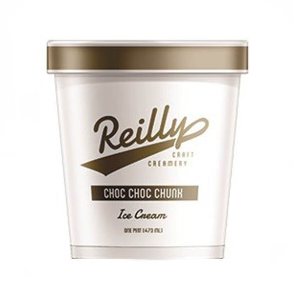 Reilly Craft Creamery Choc Choc Chunck