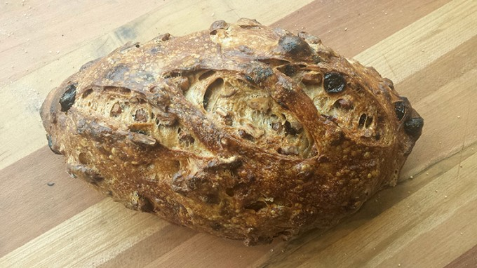 Zingerman's Pecan Raisin Loaf