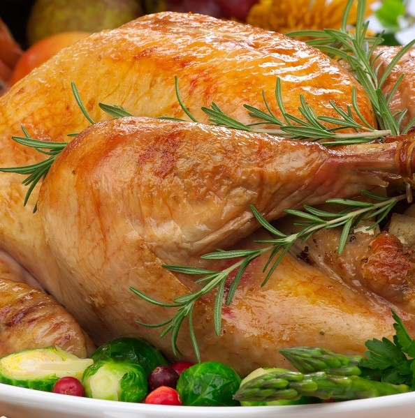 Organic & GMO-Free Fresh Turkeys