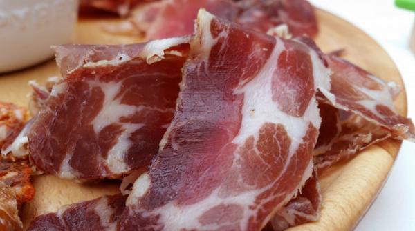 S&S Lamb Bacon