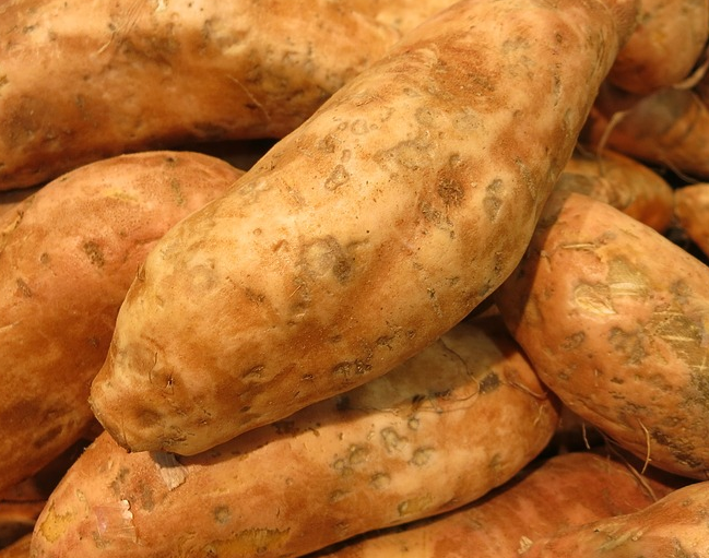 Organic Sweet Potato