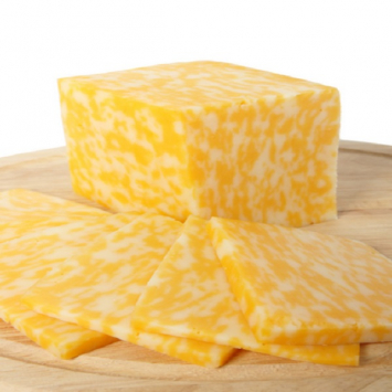 Farm Country 5 lb. Block, Christmas Cheddar (extra-extra sharp) - CLOSE OUT SALE!