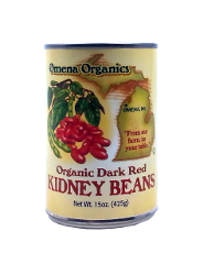 Kidney Beans (Red) - Omena