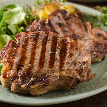 Organic Pastured Pork