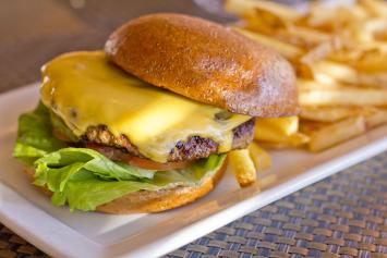 Avalon Whole Wheat Hamburger Buns - Delivered Frozen