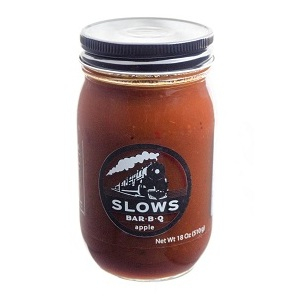 SLOWS Bar B-Q Sauce