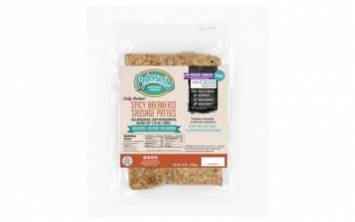Pederson's - Spicy Breakfast Patties, Organic, No Sugar Added, Fully-Cooked