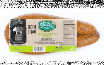 Pederson's - Jalapeño Sausage, Organic, Uncured