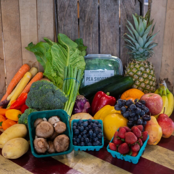 SF Organic Produce Boxes - Bountiful Harvest