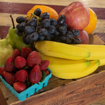 SF Organic Produce Boxes - Fruit Staples