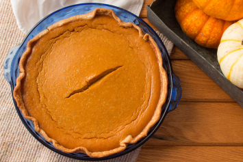 Make Your Own Pumpkin Pie Kit