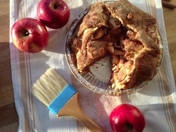 Zingerman's - Rustic Apple Pie