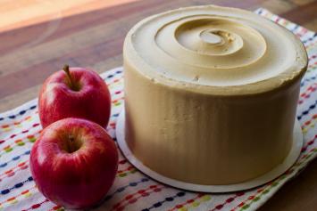 Zingerman's - Caramel Apple Cake