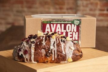 Avalon - Stollen Bread