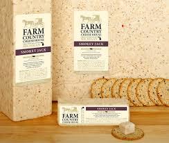 Farm Country Amish Cheese - Smoky Jack 8oz