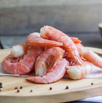Spring BBQ Shrimp $2/off