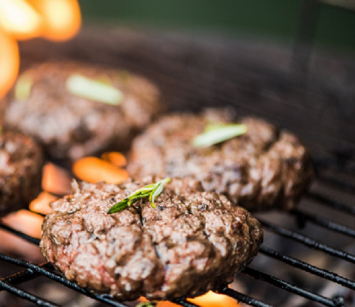 ZImba Ground Beef - Griller's Delight - 25 lbs. (1# pkgs) 10% OFF