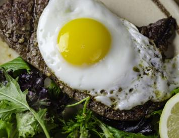 Feel Better Breakfast: Glyphosate Residue-Free Steak & Eggs Combo
