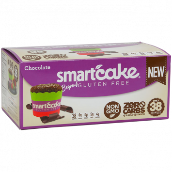Smart Baking Company - Smart Cakes - Chocolate, Non-GMO