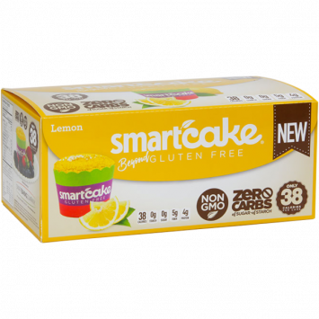 Smart Baking Company - Smart Cakes - Lemon, Non-GMO
