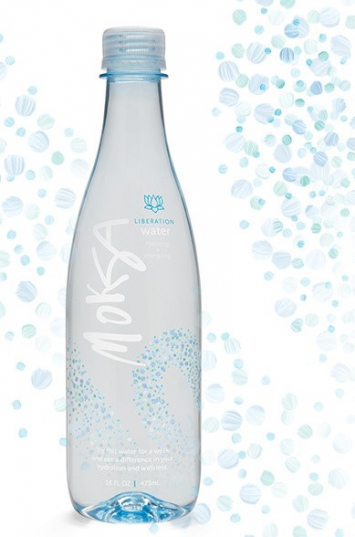 WOW - Moksa Water, Ultra-Purified, Alkaline