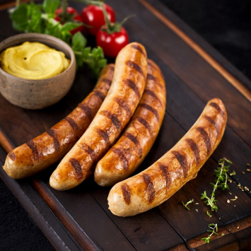 Beeler's Hot Italian Sausage Links