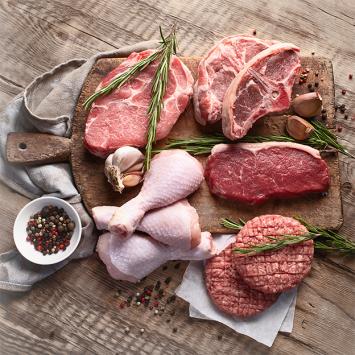 Subscription Bundle - Organic Chicken & Grass-Fed Beef