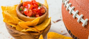 Tailgating Tortilla Chips + FREE Salsa!