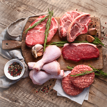 Subscription Bundle - Organic Chicken and Organic Beef