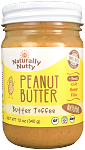 Naturally Nutty - Toffee Peanut Butter 8oz