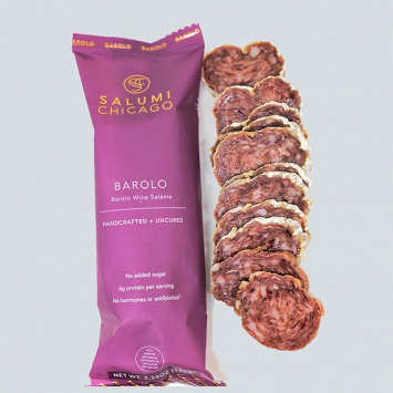 Salumi Chicago - Barolo Salami (Uncured)