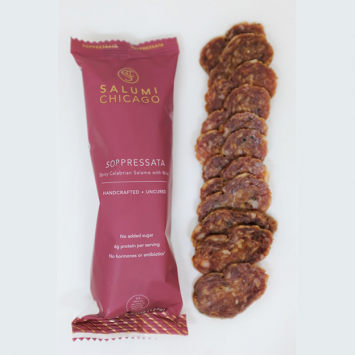 Salumi Chicago - Soppressata (Uncured)