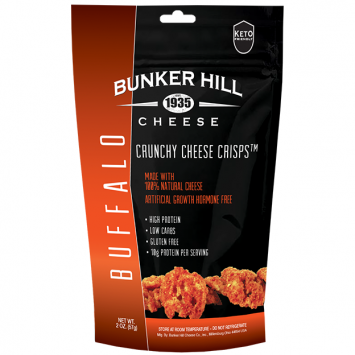 Bunker Hill - Buffalo Crunchy Cheese Crisps