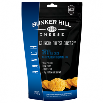 Bunker Hill - Ranch Crunchy Cheese Crisps