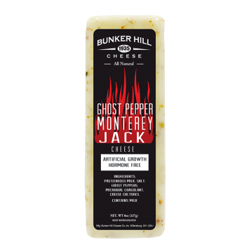 Bunker Hill - Ghost Pepper Monterey Jack Cheese