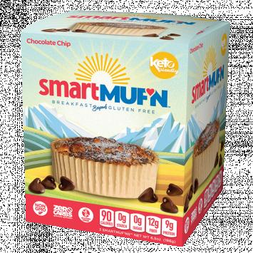 Smart Baking Company - Smartmuf'n - Chocolate Chip