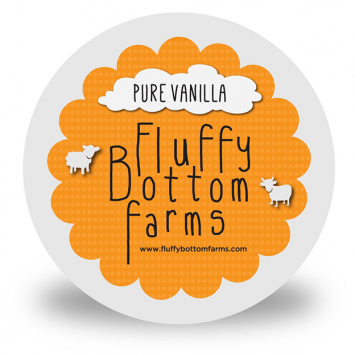 Fluffy Bottom Farms Yogurt - Vanilla