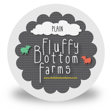 Fluffy Bottom Farms Yogurt - Plain