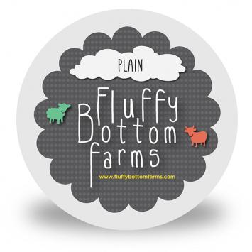 Fluffy Bottom Farms Yogurt - Plain