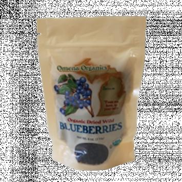 Omena Organics - Dried Blueberries