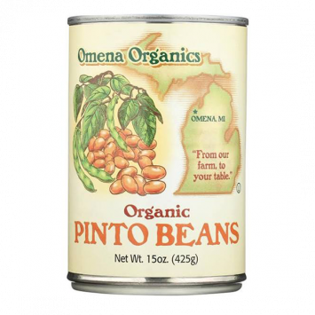 Omena Organics - Beans, Pinto