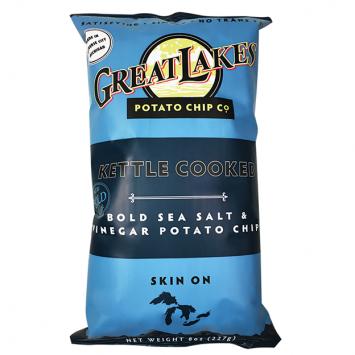 Great Lakes Chips - Sea Salt & Vinegar