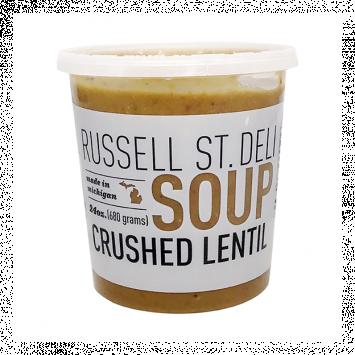 Russell Street Deli - Crushed Lentil Soup